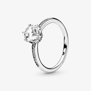 Pandora Sparkling crown ring